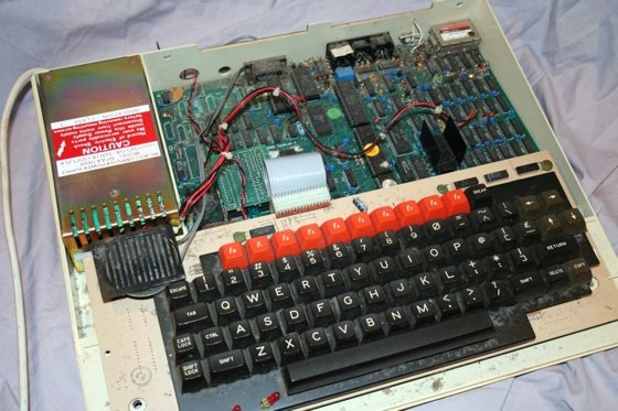 Inside the BBC Micro