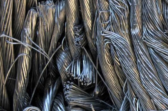 Metal Wires. Credit: UNEP