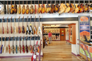 Inside of a shop on Google Business Photos, credit Google