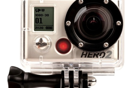 GoPro HD 2 sports camcorder