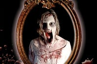 Scary Mary Haunted Mirror