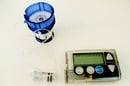 Photo of an insulin pump made by Medtronic