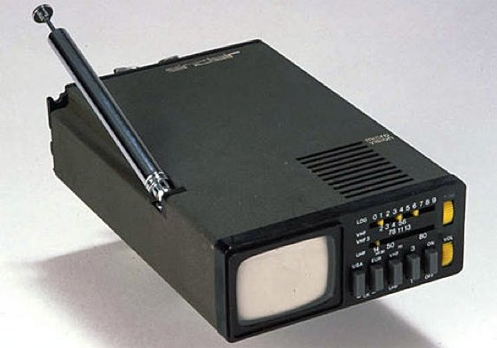Sinclair MTV-1 Micro TV