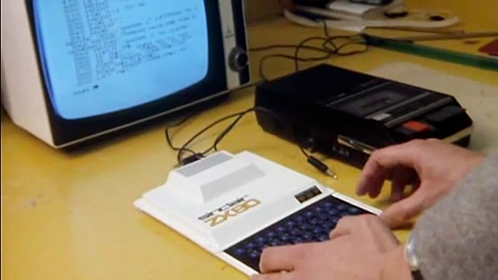 Science of Cambridge ZX80 computer