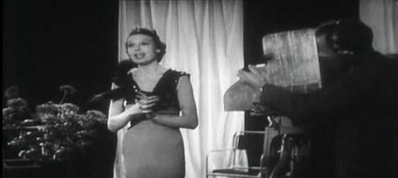 BBC broadcast - Adele Dixon