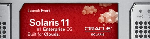 Oracle Solaris launch