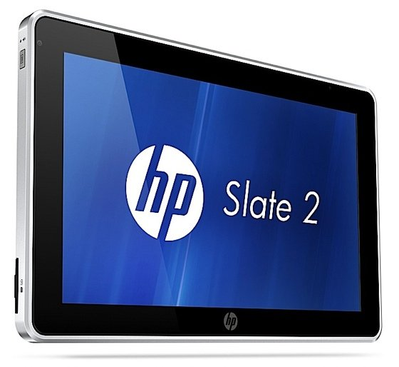 HP Slate 2 Windows, Atom tablet