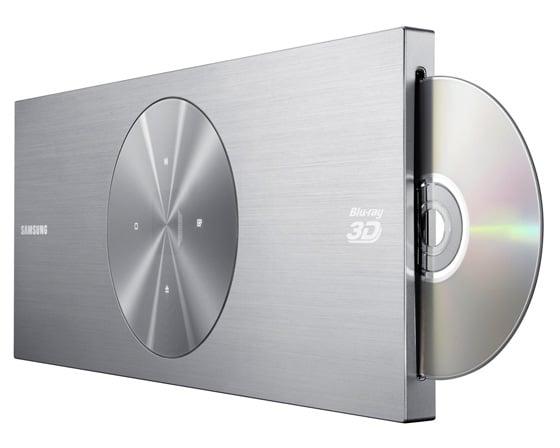 Samsung BD-D7500 3D Blu-ray player