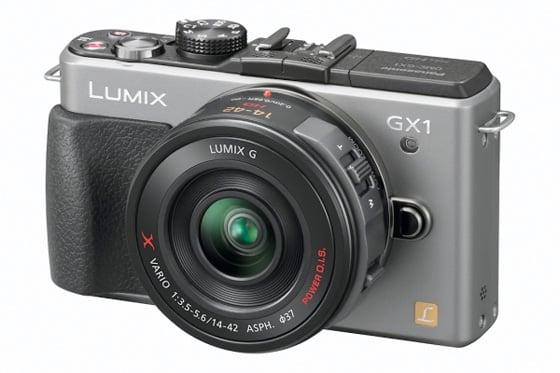 Panasonic Lumix GX-1