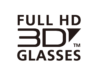 Full HD 3D Glasses Initiative logo