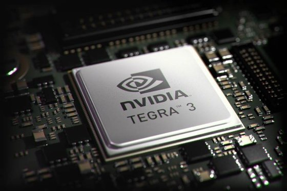 Nvidia Tegra 3 quad-core-plus-one ARM processor