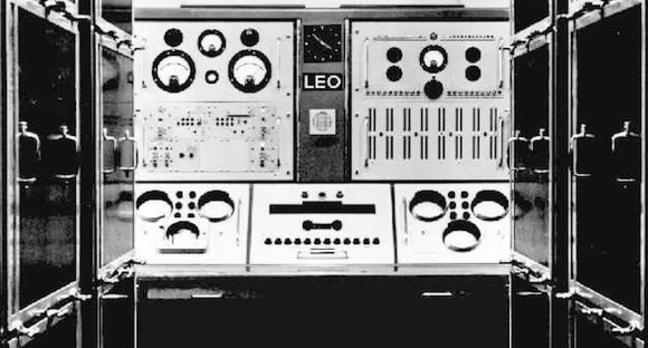 LEO I, credit Leo Computing Society