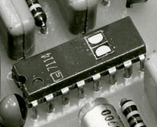 Dolby B type Signetics chip