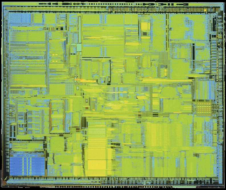 intel pentium chip flaw