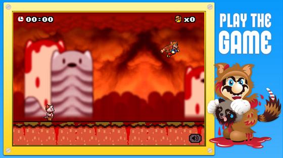 Mario Kills Tanooki