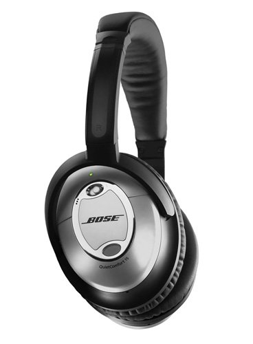 Bose Quiet Comfort 15 noise-cancelling headphones