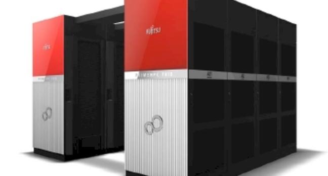 Fujitsu PrimeHPC FX10 small