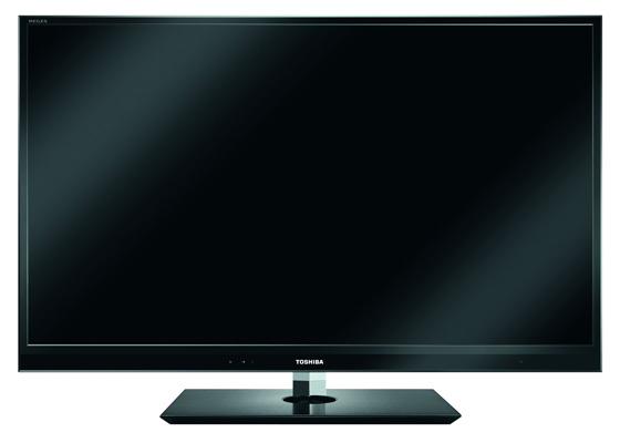 Toshiba Regza 55WL863 big screen television