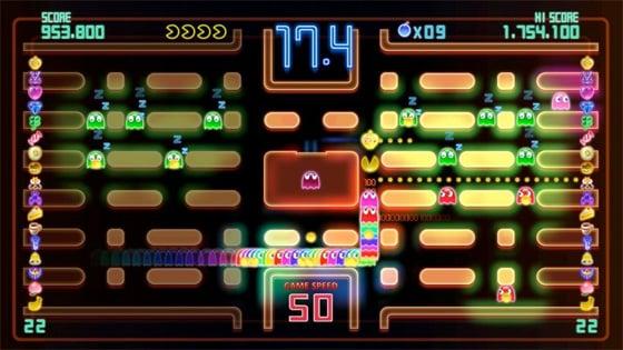 Pacman Championship Edition DX