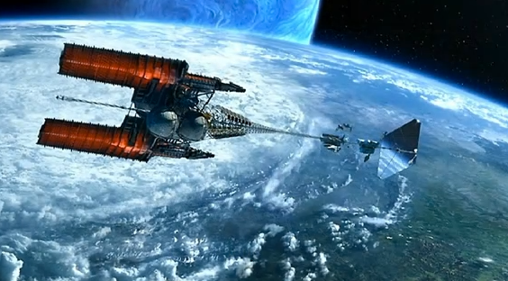 What Should A Sci Fi Spaceship Really Look Like The Register