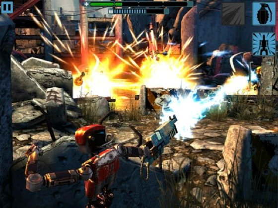 Epoch iOS game screenshot