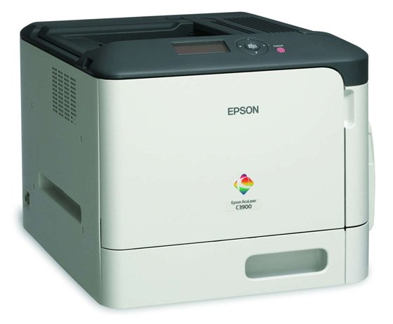Epson AcuLaser C3900N colour laser printer