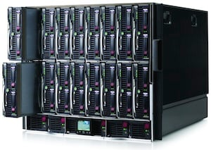 HP ProLiant BL460