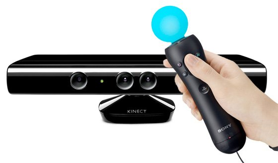 Kinect vs Move