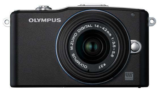 Olympus PEN Mini E-PM1 Micro Four-Thirds camera