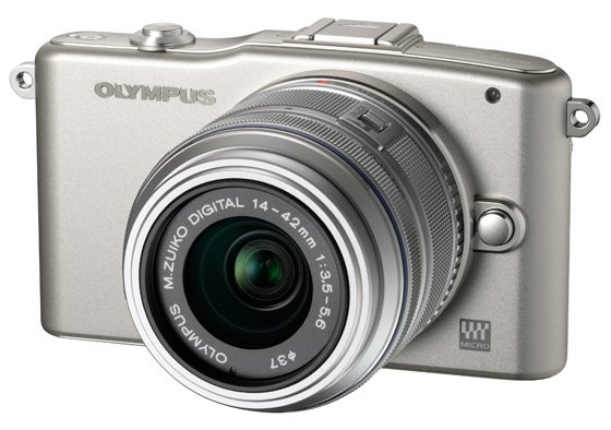 Olympus PEN Mini E-PM1 Micro Four-Thirds camera