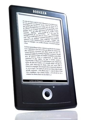 Bookeen Cybook Orizon e-book reader