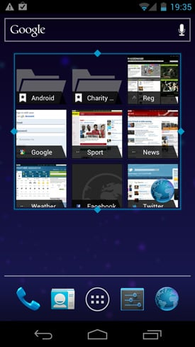 Google Android 4 Ice Cream Sandwich