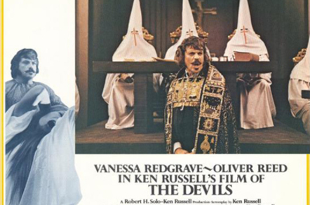 Film poster for The Devils