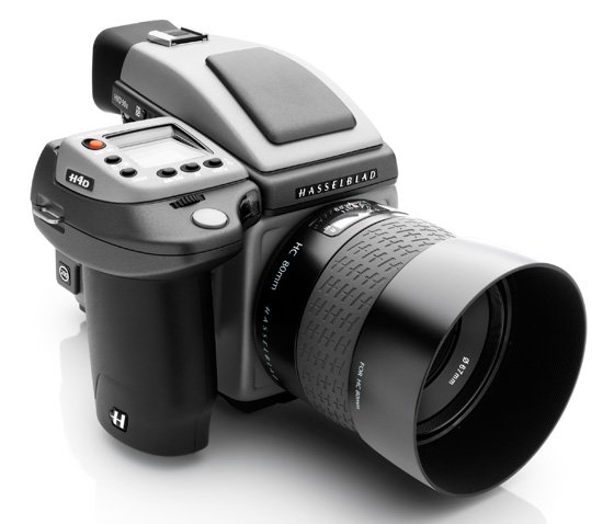 Hasselblad H4D-200MS 200Mp multishot camera
