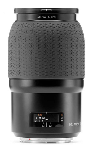 Hasselblad HC 120 Macro f4 MkII lens