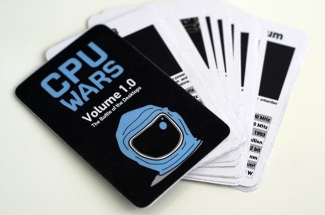 CPU Ward deck