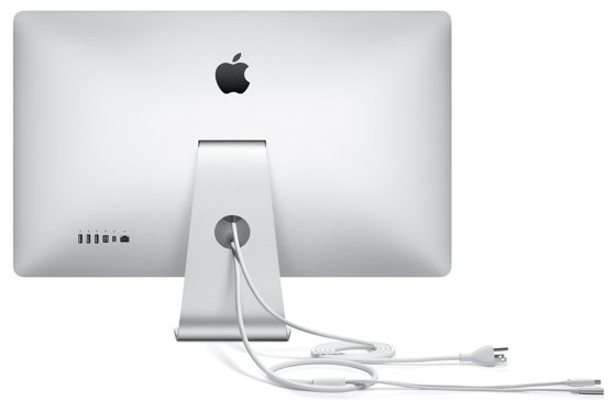 Apple 27in Thunderbolt Display