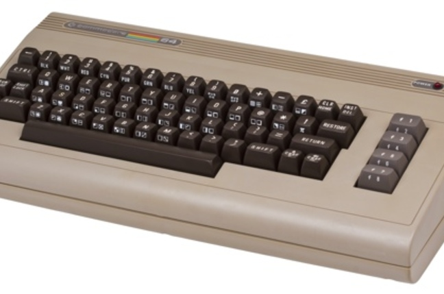 Commodore 64 home computer
