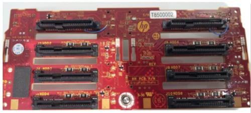 HP SCSI Express card