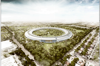 Apple HQ 2, credit Cupertino Council