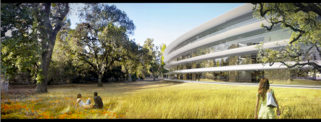 Apple HQ 4, credit Cupertino Council