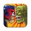 Judge Dredd vs Zombies iOS game icon