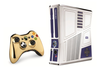XBox Star Wars bundle