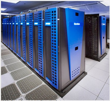 SDSC Gordon supercomputer