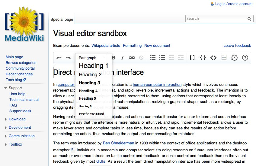 wikipedia simplifies article editing for worlddog � the