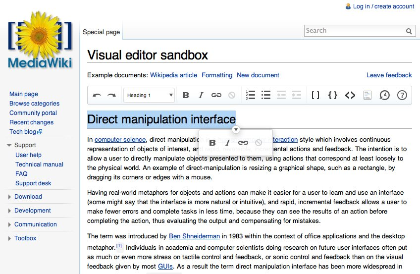 wikipedia simplifies article editing for world dog the register