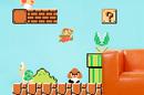 Blik's Original Super Mario Wall Decals