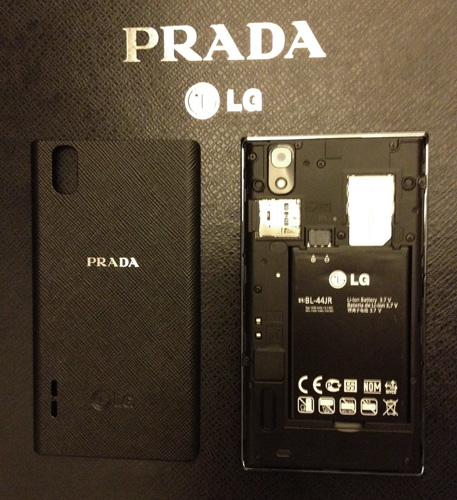 Prada Phone by LG 3.0
