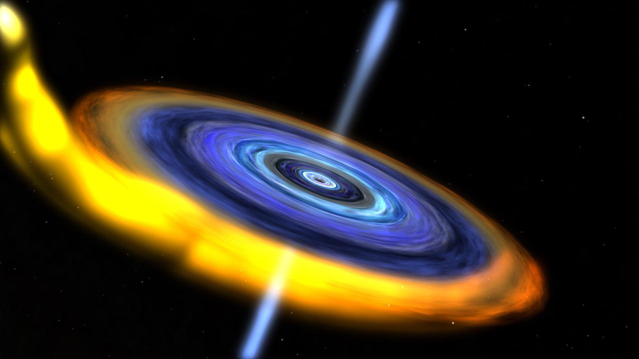 black hole x ray emission - photo #16