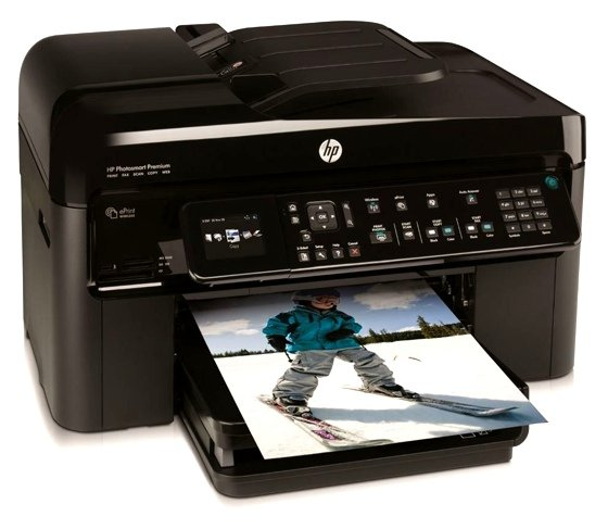 HP Photosmart Premium Fax e-All-In-One CQ521B